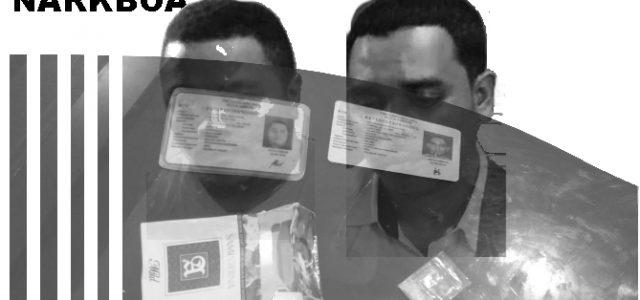 Lagi, Polda Maluku Tangkap Dua Pelaku Narkotika