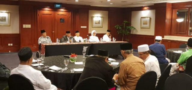 Pertemuan Tertutup  Puluhan Kiai  dengan Ma'ruf Amin