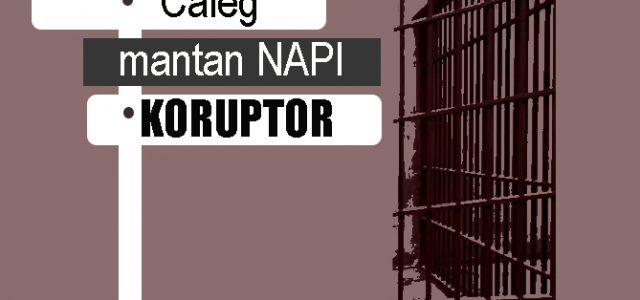 KPK Dukung KPU Umumkan Caleg Mantan Narapidana Korupsi