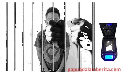 Mengendap 3 Jam, Polisi  Tangkap Pengedar Sabu,  Ada Timbangan Electrik