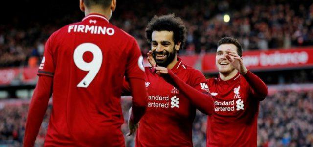 Kalahkan Bournemouth, Liverpool Kembali Ke Puncak Liga Inggris