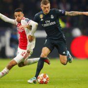 Asensio dan VAR bantu Madrid menang atas Ajax