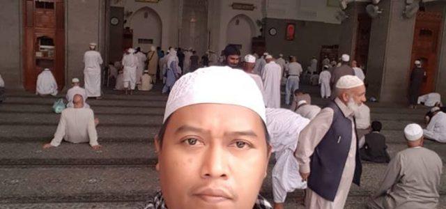 Tiga Pesan Khutba Jumat, Ustad Mugiyon di Masjid Nurul Fatah Reremi Manokwari