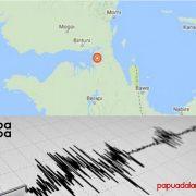 Gempa Berkekuatan 4,0 SR Guncang Bintuni Papua Barat