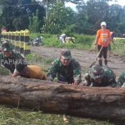 Warga Wasior Wondama Khawatir Banjir Susulan