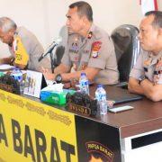 Peringati HUT PI 2019, Kapolda Perintahkan PJU Siagakan Personil di Mansinam