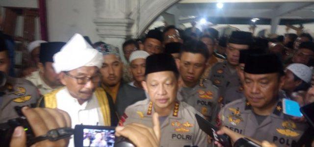 Kapolri: Pelaku Teroris di Sibolga dan Lampung Kelompok Berafiliasi ISIS