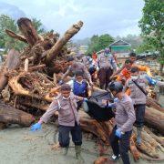 200 Orang Terdampak Banjir Bandang di Distrik Ravenirara, Jayapura
