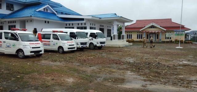 RSUDP Dogiyai Papua Terima Bantuan Ambulance dari Pertamina MOR VIII