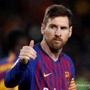 Messi Kian Tidak Terkejar di Puncak Daftar Top Skor