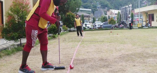 Open Bali Turnamen Gateball  Pemanasan Menuju Pra PON