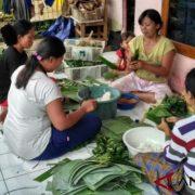 BUMDes Kertajaya Bantu Kembangkan Usaha Kuliner Bacang