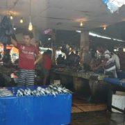 Minggu Pagi, Pasar Ikan Sanggeng Manokwari Tutup, Buka Kembali pada Jam 13.00