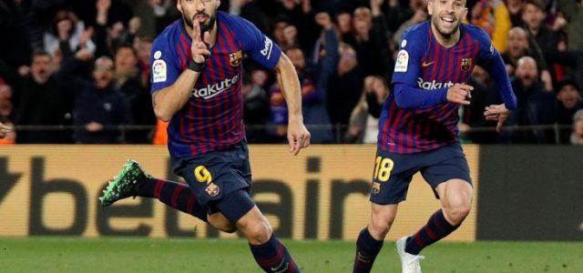 Barcelona Bungkam 10 Pemain Atletico