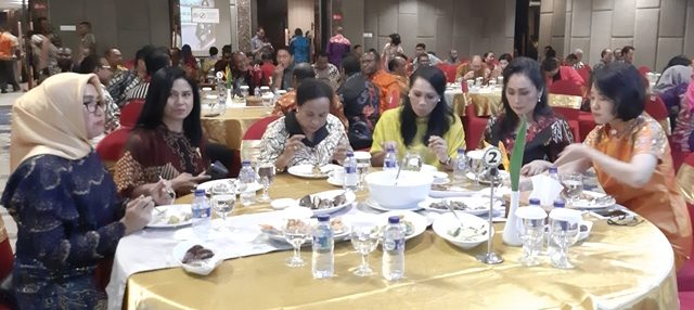 Bersama Kapolda Papua dan Papua Barat