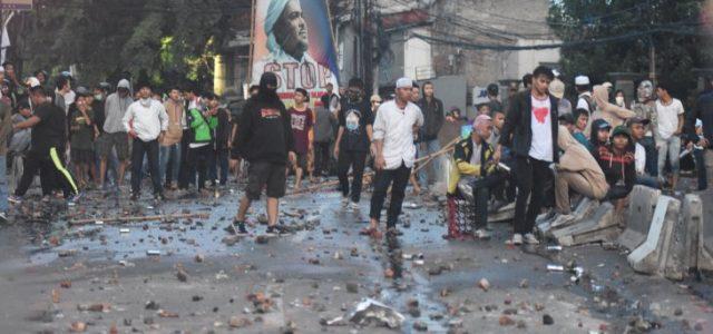 Polisi: Tersangka Kericuhan Mayoritas Pengangguran