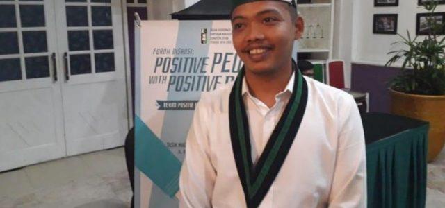 "HMI Ajak Bangun Indonesia, Ketimbang ""People Power"""