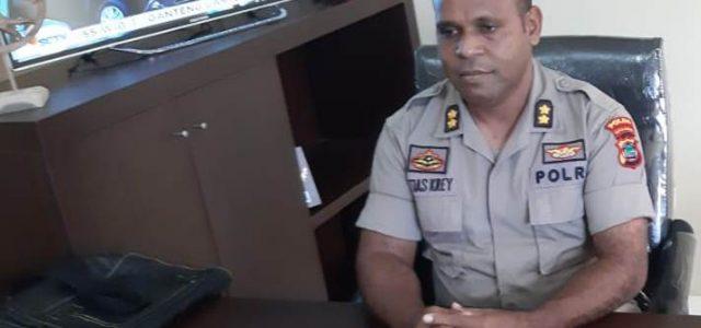 Kosong Lima Hari, Jabatan Kabid Propam Polda Papua Barat Kembali Terisi