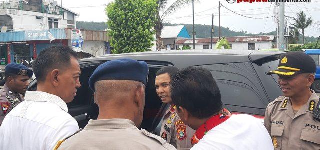 Ini 56 Perwira yang Dimutasi Kapolda Papua Barat