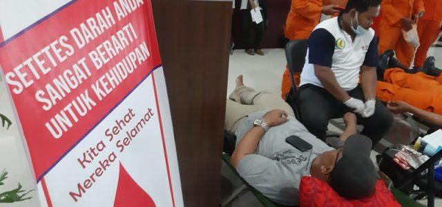 Terserap 212 Kantong, Setetes Darah Sangat Berarti untuk Kehidupan