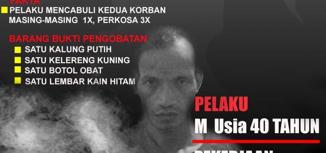 Astagafiruallah di Sorong Selatan Dukun Perkosa Dua Bersaudara