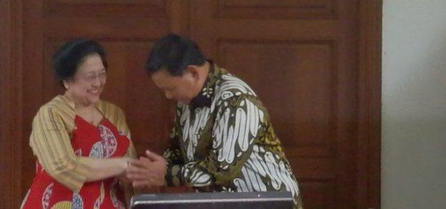 Prabowo dan Megawati Komit Terhadap Keutuhan NKRI