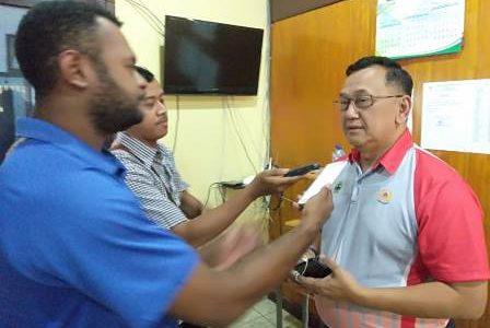KONI Jawa Tengah Suport KONI Papua Hadapi PON XX Tahun 2020