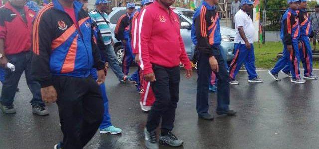 Ini Pesan Gubernur Papua Barat kepada Atlit dan Pelatih Hadapi Pra PON XX