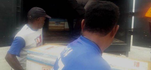 Polres Kaimana Tangkap Pemilik 12 Cool Box Berisi Bom ke Tual, Diancam 5 Tahun Penjara