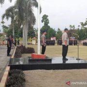 Wakapolda Sumbar Pesan Brimob BKO Polda Papua Jaga Citra Kepolisian