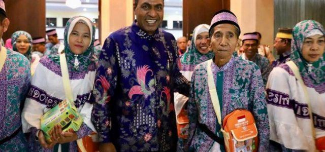 Calhaj Papua Barat Diminta Jaga Kesehatan Selama di Armuzna