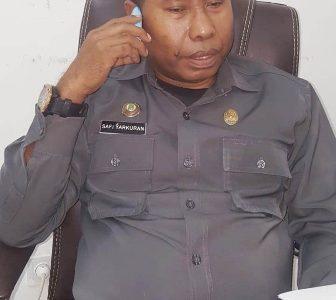 Ketua Bapemperda DPRD Fakfak, Soroti Puluhan Perda Belum Dilaksanakan