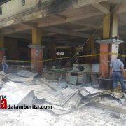Polres Tetapkan Dua DPO Pembakaran Pasar Thumburuny Fakfak
