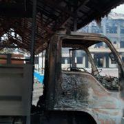 Manokwari Terkini, Kerusakan dan Kebakaran Paska Peristiwa 19819 di Manokwari