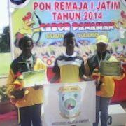 Minim Infrastruktur dan kurangnya Ikut Kejuaraan Hambat Prestasi Atlit Papua Barat