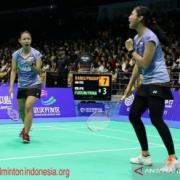 Della/Rizki Juara Ganda Putri Vietnam Open 2019