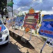 Perlancar Pemakaman Abraham Atururi, Satlantas Polda Papua Barat dan Polres Manokwari Lakukan Rekayasa Lalu Lintas