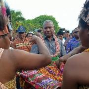 Kepala Suku Arfak Dominggus Mandacan: Jangan Anarkis