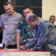 Gubernur Papua Janji Jaga NKRI dan Tidak Biarkan Konflik Kembali Terjadi