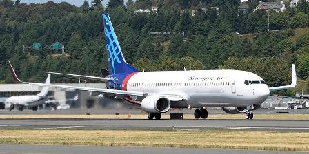 Mulai 10 September Sriwijaya Air Jenis Boing 737 Seri 800 Terbanggi Manokwari