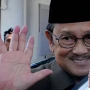 Presiden RI Ke-3 BJ Habibie Tutup Usia