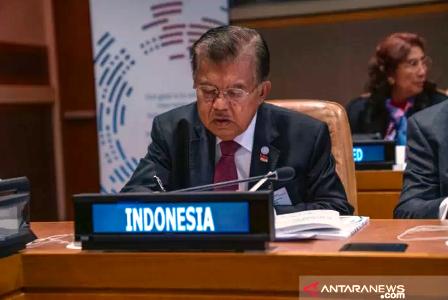 Wapres Jusuf Kala: Tidak Ada Usulan Referendum Papua di Sidang Umum PBB