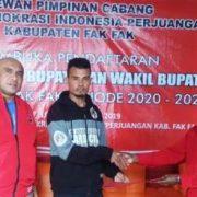 Wakil Ketua MRP Papua Barat Pastikan Maju Pilkada Fakfak