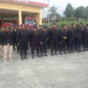 100 Personil Brimob Polda Jambi BKO Polda Papua Barat Tiba di Fakfak