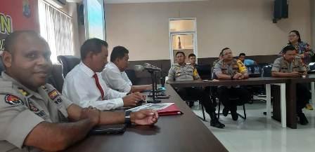 Direktur Eksekutif LP3BH Manokwari Akan Diperiksa Sebagai Saksi Dugaan Kasus Makar di Amban