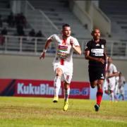 Persija Unggul 1-0 atas PSIS di Babak Pertama