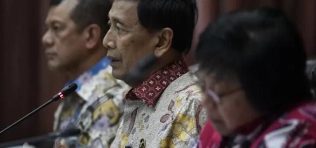 Wiranto: Undang-undang Memungkinkan Papua Miliki Empat Provinsi