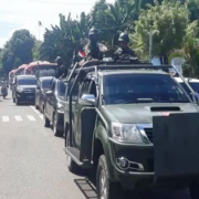 Penyaluran BBM Pertamina di Jayapura Masih Dikawal Aparat Keamanan