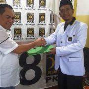 Di PKS Fakfak, Samaun Dahlan Orang Ke Dua Terdaftar Setelah Mantan Wabup Fakfak