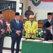 Resmi,  DPRD Tetapkan Nama Kabupaten Malra Jadi Kabupaten Kepulauan Kei